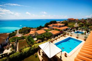 La Suite del Faro, Bed and breakfasts  Scalea - big - 30