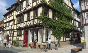 Ferienwohnungen Marktstrasse 15, Apartmány  Quedlinburg - big - 6