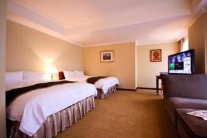 Grand Boss Hotel, Hotels  Yilan City - big - 19