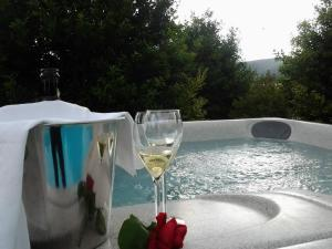 Casa Di Campagna In Toscana, Vidiecke domy  Sovicille - big - 137