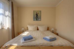 Ferienwohnungen Strandvilla Börgerende, Appartamenti  Börgerende-Rethwisch - big - 15