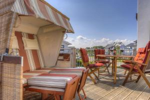 Ferienwohnungen Strandvilla Börgerende, Appartamenti  Börgerende-Rethwisch - big - 65