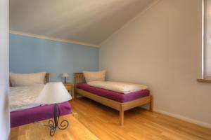 Ferienwohnungen Strandvilla Börgerende, Appartamenti  Börgerende-Rethwisch - big - 33