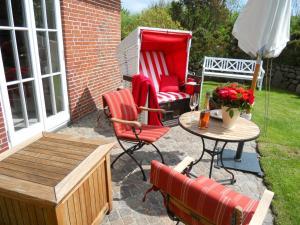 Ferienwohnung Liiger Wal, Holiday homes  Morsum - big - 24