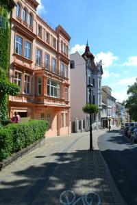 Lipova apartments