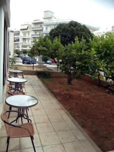 Gefyra Hotel, Hotels  Agios Nikolaos - big - 29