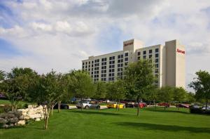 Dallas/Fort Worth Marriott Hotel & Golf Club at Champions Circle, Hotel  Roanoke - big - 9