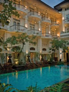 The Phoenix Hotel Yogyakarta - MGallery by Sofitel, Hotels  Yogyakarta - big - 45