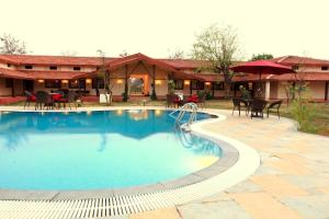Infinity Resorts Kanha, Rezorty  Lagma - big - 12