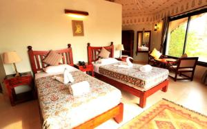 Infinity Resorts Kanha, Rezorty  Lagma - big - 14