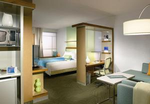 SpringHill Suites by Marriott Sumter, Szállodák  Sumter - big - 4