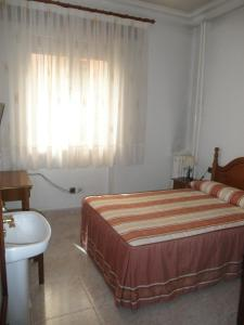 Hostal Los Andes, Penziony  Madrid - big - 29