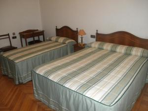 Hostal Los Andes, Penziony  Madrid - big - 16