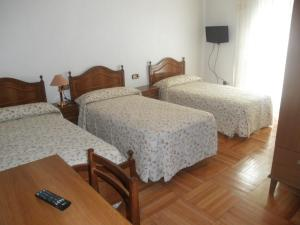 Hostal Los Andes, Penziony  Madrid - big - 1