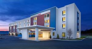 SpringHill Suites by Marriott Sumter, Hotel  Sumter - big - 1