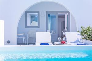 Alti Santorini Suites, Villas  Megalokhori - big - 9