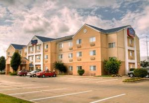 Fairfield Inn and Suites Burlington