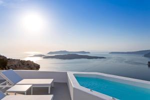 Alti Santorini Suites, Villas  Megalokhori - big - 32