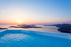 Alti Santorini Suites, Vily  Megalokhori - big - 130