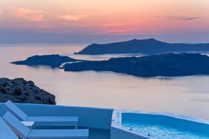 Alti Santorini Suites, Vily  Megalokhori - big - 132