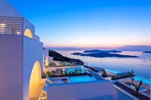 Alti Santorini Suites, Villas  Megalokhori - big - 127