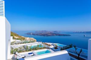 Alti Santorini Suites, Vily  Megalokhori - big - 137