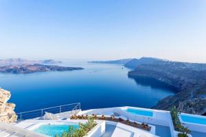 Alti Santorini Suites, Vily  Megalokhori - big - 138