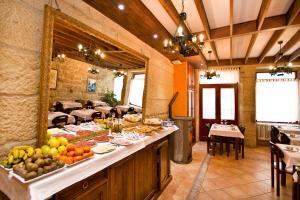Hotel O Portelo Rural, Hotels  Allariz - big - 38