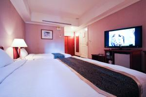 Grand Boss Hotel, Hotels  Yilan City - big - 6