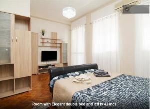 Central wonderland flat, Apartmány  Bukurešť - big - 13