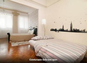 Central wonderland flat, Apartmány  Bukurešť - big - 7