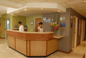 Hotel Aeroparque Inn & Suites, Hotely  Buenos Aires - big - 33