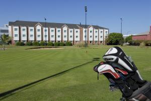 Hotel Aeroparque Inn & Suites, Hotely  Buenos Aires - big - 30