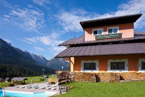Hotel Haus Michaela, Hotels  Sappada - big - 19