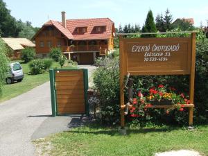 Ezerjó Ökofogadó, Guest houses  Őriszentpéter - big - 10