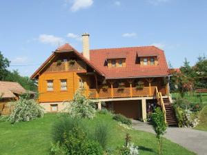 Ezerjó Ökofogadó, Guest houses  Őriszentpéter - big - 6