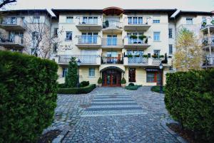 Marina Apartments - Patio Mare