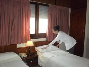 Hotel Torino, Hotel  San Nicolás de los Arroyos - big - 35