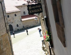 Hospedaje Angelica, Guest houses  Santillana del Mar - big - 14