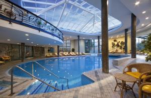 Hotel Bristol Buja, Hotel  Abano Terme - big - 25