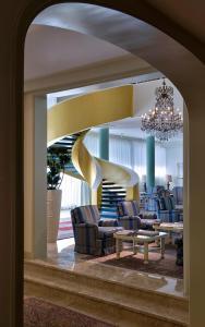 Hotel Bristol Buja, Hotel  Abano Terme - big - 18
