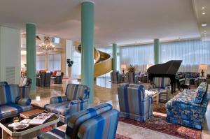 Hotel Bristol Buja, Hotel  Abano Terme - big - 17