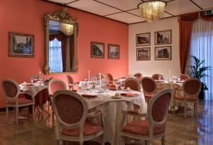Hotel Bristol Buja, Hotel  Abano Terme - big - 19