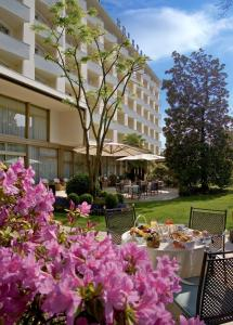 Hotel Bristol Buja, Hotel  Abano Terme - big - 31