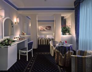 Hotel Bristol Buja, Hotel  Abano Terme - big - 23