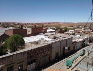 Hotel Frontera, Отели  La Quiaca - big - 11