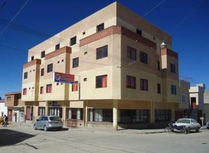 Hotel Frontera, Hotels  La Quiaca - big - 1
