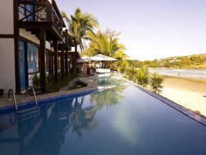 Chez Pitu Praia Hotel, Отели  Бузиус - big - 72