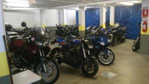 Bikehotel Toresela am Gardasee, Hotely  Nago-Torbole - big - 41