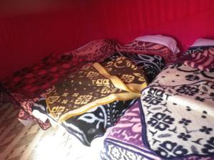 Marhaba Camp, Camel & Sandboarding, Luxury tents  Merzouga - big - 15